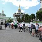 Паломники завершили велопробіг з Києва до Почаєва (ОНОВЛЕНО)