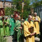 Феодоровский приход отметил престольный праздник