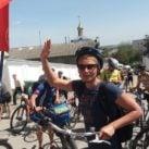 Состоялся велопробег из Киева в Почаев